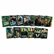 CSI ~ Complete Season 1-13 (1 2 3 4 5 6 7 8 9 10 11 12 13) ~ NEW 81-DISC DVD SET