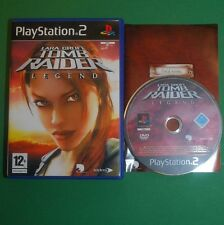 Sony PS2 - Lara Croft, Tomb Raider: Legends