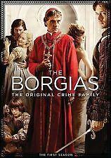 THE BORGIAS - COMPLETE FIRST SEASON 1- BRAND NEW & SEALED 3-DISC DVD