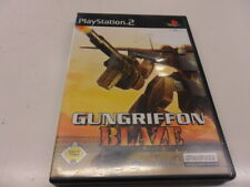 PlayStation 2  PS 2 Gun Griffon Blaze   (2)