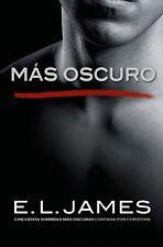 MAS OSCUROS- E.L. JAMES