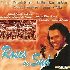 André Rieu Rosen aus dem Süden (& Joseph Francek, Norbert Neukamp) [CD]