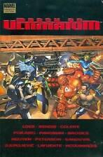 Ultimatum: March On Ultimatum HC Hardcover by Jeph Loeb, Brian Bendis MARVEL NEW