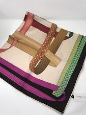 "Luxury Twill Silk Square  Scarf 35x35"", Hijab,Tichel,Turkish Style"