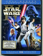 Star Wars: Episode IV - A New Hope Two-Disc Full Screen Limited Edition