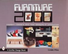 Furniture 2000: Modern Classics and New Designs in Production (Schiffer Design