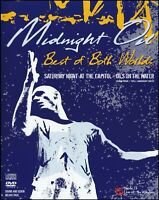 MIDNIGHT OIL (DVD / CD) Remastered BEST OF BOTH WORLDS ~ OILS ON WATER *NEW*