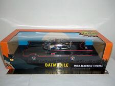 Batman Classic TV Series Batmobile with Bendable Figures NJCroce - Mint -Boxed