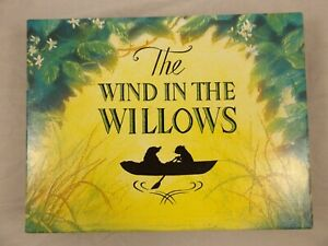 Wind In The Willows Board Game Vintage 1997 Readers Digest with Sealed Figures