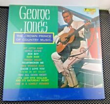 George Jones - The Crown Prince Of Country Music (Power Pak ‎– PO-271) Sealed