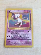 Mew - Black Star Promo 8 - MINT/NEAR MINT - Pokemon Card
