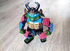 TMNT - Vintage - Leonardo Samurai - Cosmonaute - Playmates toys - 1990