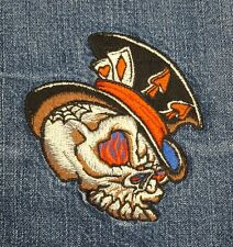 JNCO Jeans Tribals 29×30 SKULL CARDS POKER SKATER PUNK GOTH