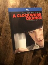 A Clockwork Orange Blu-ray Anniversary Edition Digibook