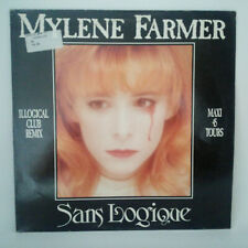 "Mylene Farmer – Sans Logique Label: Polydor – 871 647-1 Format Vinyl, 12"" MAXI"