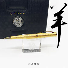 Cross Special Edition 2015 Year of the Goat Gold Plated Ball Point Pen
