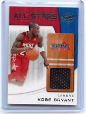 2010-11 PANINI SEASON UPDATE #24 KOBE BRYANT ALL-STAR JERSEY, LAKERS, 082315