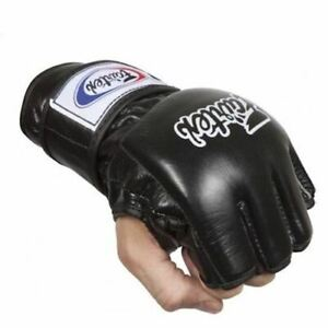 Fairtex FGV12 MMA Gloves Open Thumb