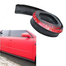 2.5M Car Front Bumper Spoiler Lip Splitter Chin Protector Rubber Pad For BMW