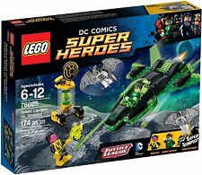 LEGO DC Comics Super Heroes 76025 - Green Lantern Vs Sinestro *RETIRED SET- NEW*