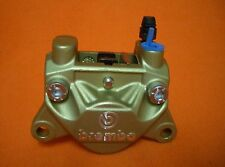 Brembo Bremssattel P32 F gold hinten original Ducati Monster 600 750 900 SS 851