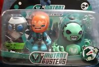 Mutant Busters - Sheriff and Cracon