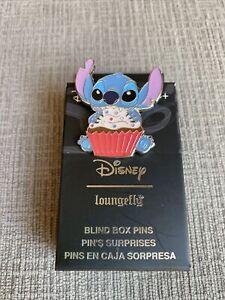 Loungefly Disney Stitch Blind Box Pin NIB-Cupcake