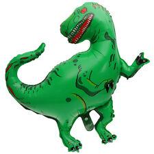 Dinosaur Foil Balloon T-Rex Jurassic World Supplies Birthday Party Decoration