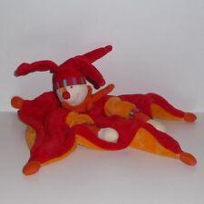 Doudou Clown Moulin Roty - Collection Dragobert