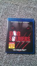 Dog Soldiers (Blu-ray/DVD, 2010, 2-Disc Set)