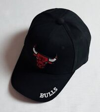 New Plain Golf Baseball Adjustable Basketball NBA Chicago Bulls Unisex Cap Hats