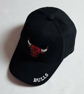 New Plain Golf Baseball Adjustable Basketball NBA Chicago Bulls Unisex Cap Hats