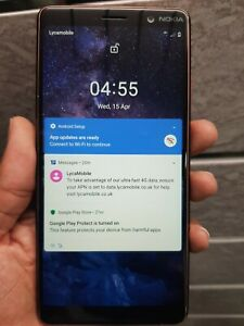 Nokia 7 Plus - 64GB - Black/Copper (Unlocked) Smartphone