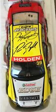SUPERCHEAP AUTO RACING VE COMMODORE Russell Ingall And Paul Morris Signed