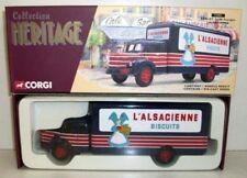 Corgi L'Alsacienne Biscuits Delivery Truck,#73001,Die-cast,Berliet GLR8,1:50-NIB