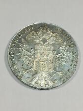 Monnaie Autriche 1 Thaler 1780 ARGENT