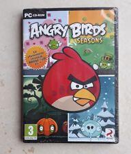 JEU PC Angry Birds SEASONS - Français - NEUF SOUS BLISTER