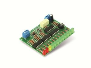 LED VU-Meter-Bausatz