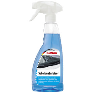 Sonax Ice Solvent 500ml 16.9oz. Car Glass Cleaner Sonax 331241