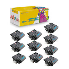 10x Q5942X Black High Yield Compatible Toner Cartridge For HP LaserJet 4240