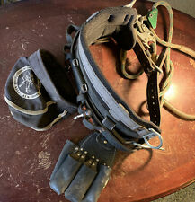 Buckinham Linesman Belt Size 23 W/pouch, Accessories. Model 2019M