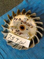 ted williams/sears game fisher, 7.5hp. flywheel