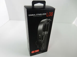 Gimbal Stabilizer L08 - Selfie Stick Tripod - Smart Stable - Neu in OVP !!!