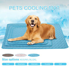 Pet  Cooling Mat Cold Gel Pad Comfortable Cushion for Dog Cat Puppy g8
