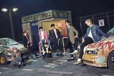 B.A.P-[ROSE] 6th Single Album A Ver BAP CD+Photobook+Post Card+Photo Card K-POP