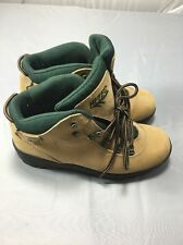 Woman's HI-TEC Cheyenne boot logic system Leather Hiking boots Size 7.5