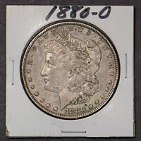 1880-O MORGAN $1 SILVER DOLLAR Lot#B522