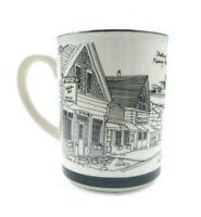 Bruce E Hart Mug Cup Cape Cod Massachusetts Nautical Ships Town GHC Coffee Tea