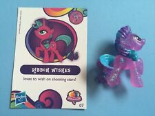 """My Little Pony Blind Bag - Ribbon Wishes - Wave 10 - (2"""" figure & card)"""