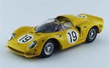 Ferrari 365 P2 Le Mans Test 1966 Beurlys/Dumay/Ickx #19 Best 1:43 BE9549